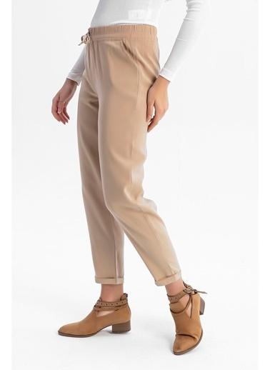 Tiffany&Tomato Cupra Pantolon Taş